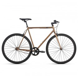 Фреймсет 6KU Fixie brown